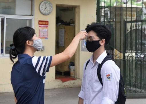 Tăng cường phòng, chống dịch Covid-19 trong trường học