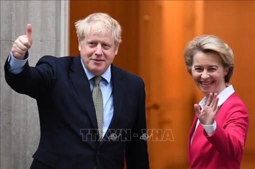 EU và Anh nhất trí tiếp tục đàm phán