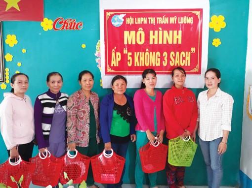 Nhiều hoạt động thiết thực hỗ trợ phụ nữ nông thôn