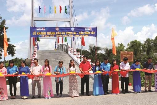 Phong trào thi đua xây dựng nông thôn mới nâng cao ở Vĩnh Phú