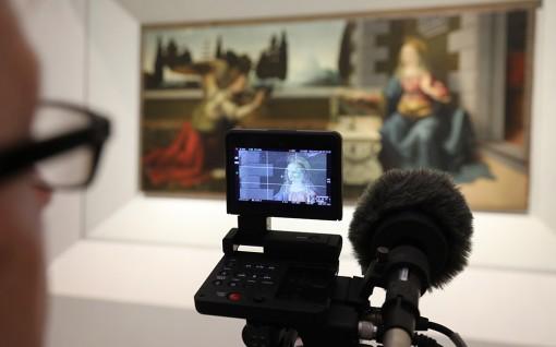 Trình chiếu phim về Léonard de Vinci
