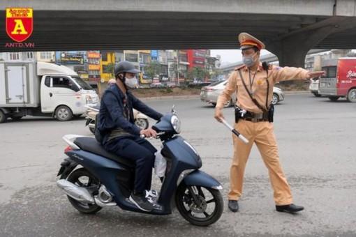 Từ 1-1-2022: Cá nhân vi phạm giao thông bị phạt đến 75 triệu đồng