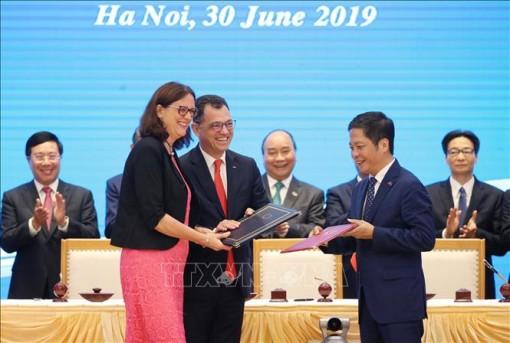 Năm đặc biệt nâng tầm quan hệ Việt Nam-EU