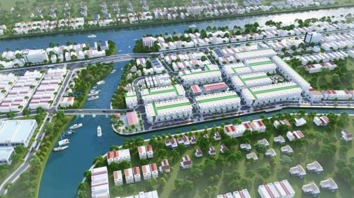 BĐS Nam Miền Tây – Đất Xanh Miền Tây bắt tay cùng BPS trong dự án mới tại Thoại Sơn