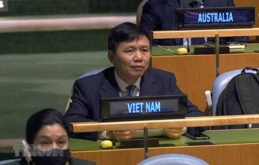 Việt Nam kêu gọi các bên tại Syria tăng cường đối thoại