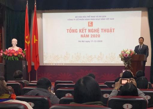 Năm 2021 sẽ sản xuất phim truyện hoạt hình chiếu rạp