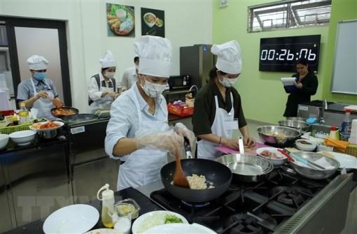 Giao lưu văn hóa ẩm thực Việt Nam-Hàn Quốc tại Đà Nẵng