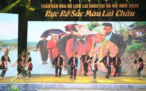 Rực rỡ sắc màu Lai Châu tại Hà Nội năm 2020