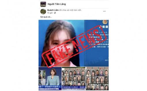 Xử phạt cá nhân chia sẻ tin giả trên mạng xã hội