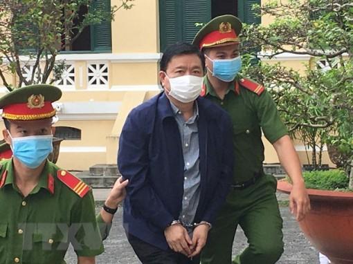 Vụ cao tốc Trung Lương: Bị cáo Đinh La Thăng lĩnh án phạt 10 năm tù