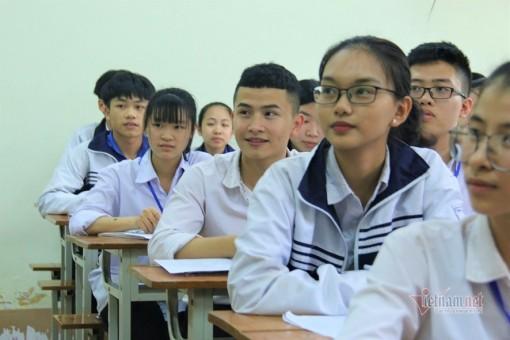 Hơn 4.500 học sinh bắt đầu kỳ thi chọn HSG quốc gia 2020