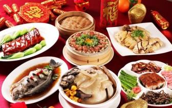 Người dân khắp Châu Á ăn gì ngày đầu năm để lấy may?