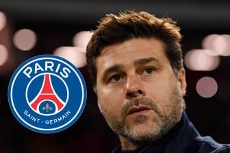 Pochettino chính thức trở thành HLV trưởng của Paris Saint-Germain
