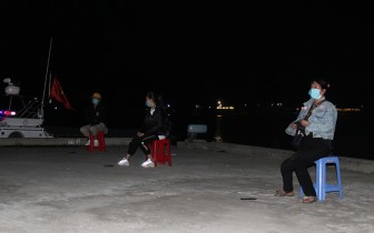 Phát hiện sáu người nhập cảnh trái phép từ Campuchia