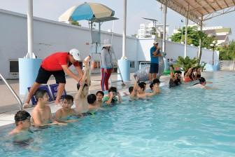 An Giang: Gần 26.000 trẻ em được phổ cập bơi