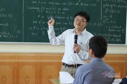 Hơn 28% giảng viên đại học có trình độ tiến sĩ