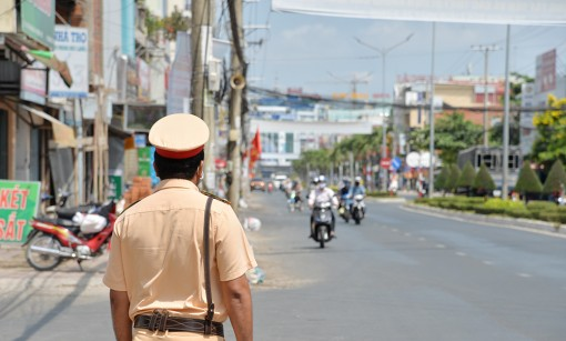 3 ngày nghỉ Tết Dương lịch ở An Giang không xảy ra tai nạn giao thông