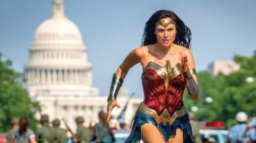 Bắc Mỹ 'phải lòng' siêu anh hùng Diana Prince