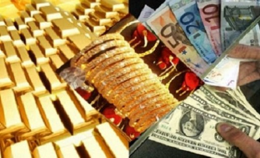 Giá vàng hôm nay 5-1: Tăng vọt lên đỉnh ngay đầu năm mới