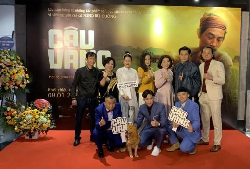 Ra mắt bộ phim 'Cậu Vàng' - kể tiếp chuyện làng Vũ Đại