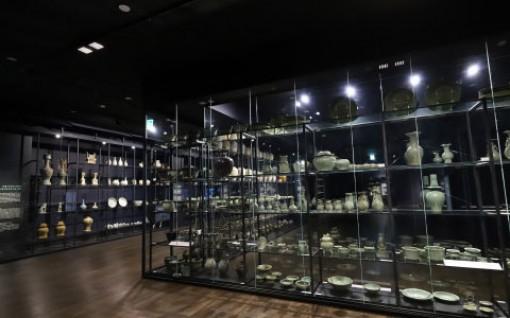 Trưng bày gốm sứ Việt tại Hàn Quốc