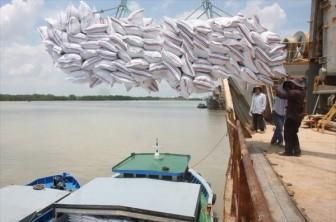 Bảo đảm tiêu thụ lúa gạo với giá có lợi nhất trong năm 2021