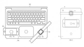 Apple muốn biến MacBook Pro thành bộ sạc không dây cho iPhone