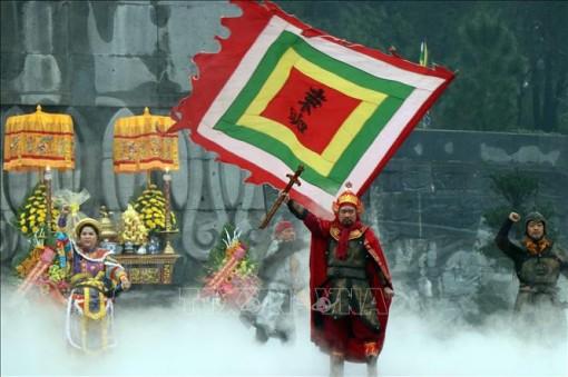 Kỷ niệm 232 năm Nguyễn Huệ lên ngôi hoàng đế và xuất binh đại phá quân Thanh