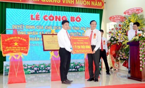 Tăng cường công tác dân vận trong xây dựng nông thôn mới