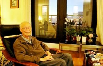 Nhà thiên văn học Nguyễn Quang Riệu qua đời vì Covid-19 tại Pháp