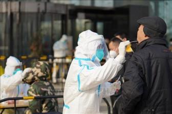 Trung Quốc ghi nhận thêm nhiều ca mắc COVID-19 lây nhiễm cộng đồng