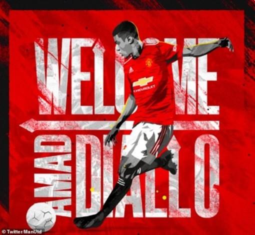 Manchester United chính thức công bố tân binh trị giá 37 triệu bảng