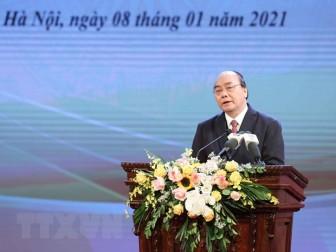Thủ tướng tuyên dương học sinh Trung học đoạt giải Olympic quốc tế