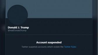 Twitter đình chỉ vĩnh viễn tài khoản của Tổng thống Donald Trump