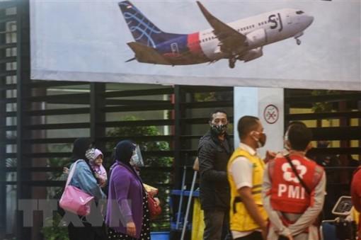 Vụ máy bay rơi ở Indonesia: Đã xác định được vị trí của hai hộp đen