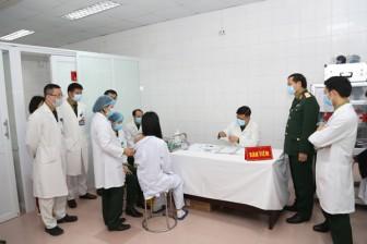 Ngày mai, Việt Nam thử nghiệm vắc xin Nanocovax liều cao nhất