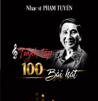 """Ra mắt cuốn sách """"Nhạc sĩ Phạm Tuyên - Tuyển tập 100 bài hát"""""""