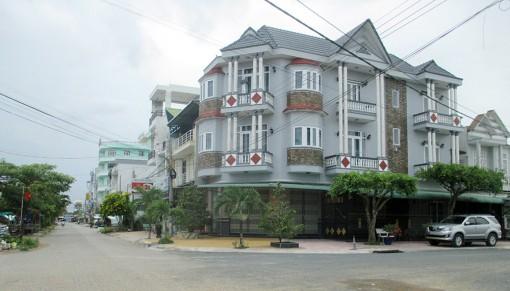 Thị trấn mới Vĩnh Thạnh Trung