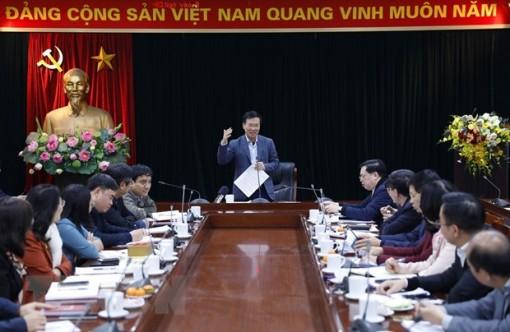 Khai trương Trung tâm Báo chí phục vụ Đại hội XIII vào ngày 22-1