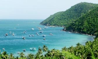 Quần đảo Nam Du - vịnh Hạ Long biển Tây Nam