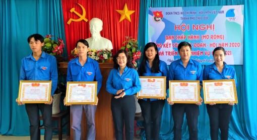Thành đoàn Châu Đốc: Phát huy vai trò xung kích, tình nguyện, sáng tạo của tuổi trẻ