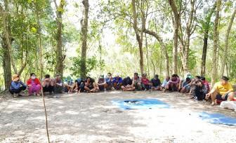 Công an huyện Châu Thành triệt phá tụ điểm đá gà, tạm giữ 22 đối tượng