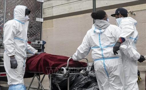 Số ca nhiễm virus SARS-CoV-2 toàn thế giới vượt 92 triệu