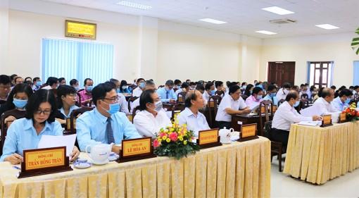 Đảng bộ Khối Cơ quan và Doanh nghiệp tỉnh An Giang nỗ lực hoàn thành tốt nhiệm vụ chính trị, sản xuất kinh doanh