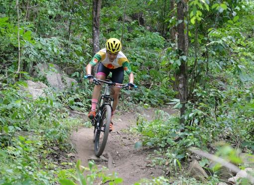 Xe đạp địa hình An Giang tiến bộ vượt bậc