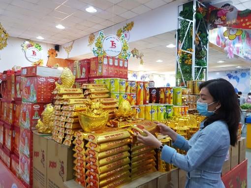 Các doanh nghiệp An Giang tích cực tham gia bình ổn thị trường Tết
