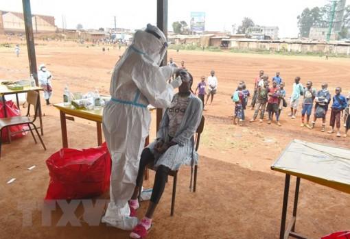 WHO cảnh báo tính nghiêm trọng của làn sóng dịch bệnh mới tại châu Phi