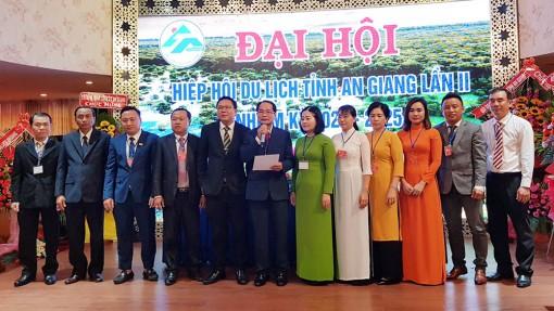 Ông Phan Phạm Cảnh Toàn đắc cử Chủ tịch Hiệp hội Du lịch An Giang