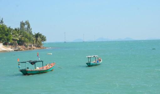 Vẻ đẹp hoang sơ đảo Hòn Đốc