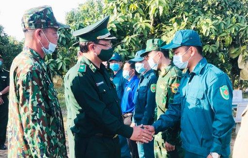 Tăng cường phối hợp chặt chẽ giữa các lực lượng có liên quan trên tuyến biên giới
